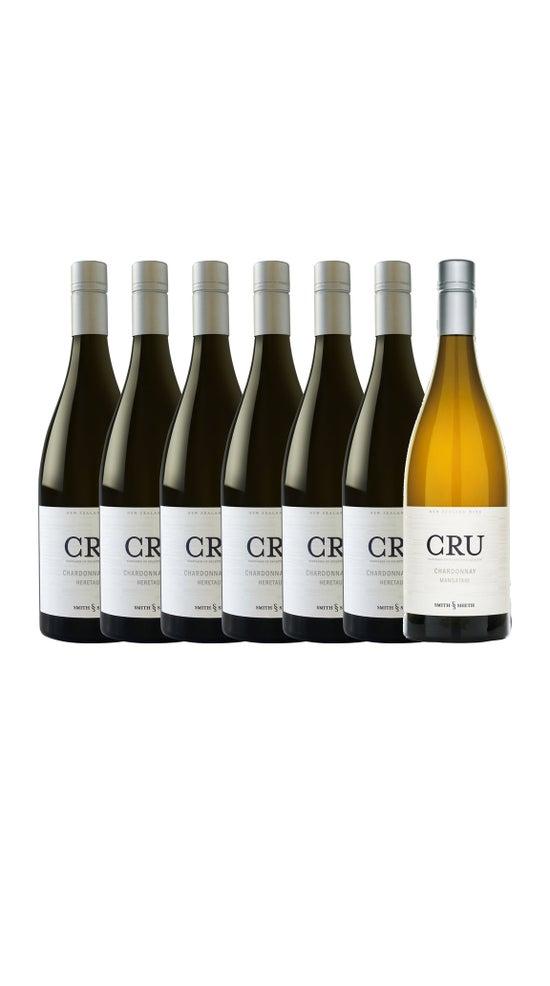 Smith & Sheth CRU Chardonnay 7-Bottle Bonus Pack