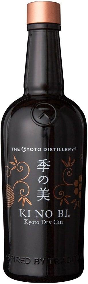 Ki No Bi Dry Gin 700ml bottle