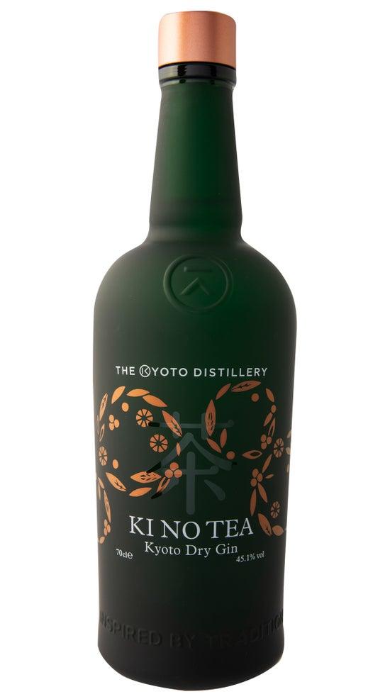 Ki No Bi Tea Gin 700ml bottle