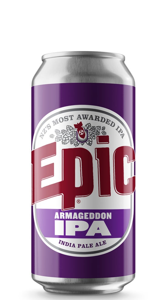 Epic Armageddon 440ml can