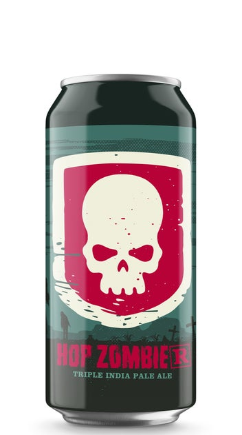 Epic Hop Zombie Double IPA 440ml can