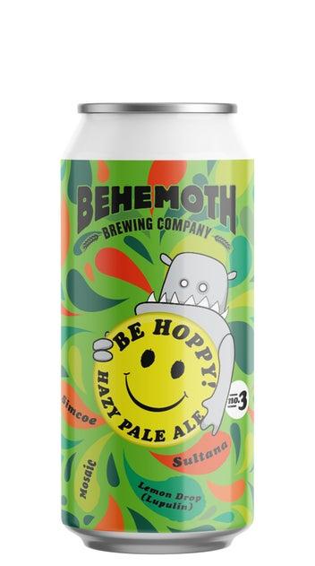 Behemoth Be Hoppy #3 440ml can