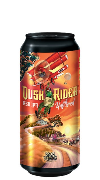 Bach Brewing Duskrider Red IPA 440ml can