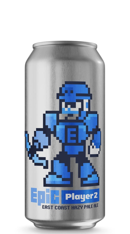 Epic Player 2 East Coast IPA 440ml can