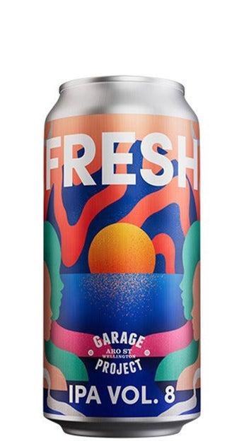 Garage Project Fresh IPA Vol 8 440ml can