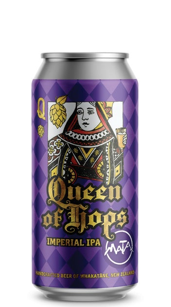 Mata Queen Of Hops Imperial IPA 440ml can