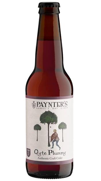 Paynters Cider Qyte Plummy 330ml bottle