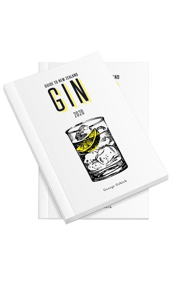 Guide To New Zealand Gin Book