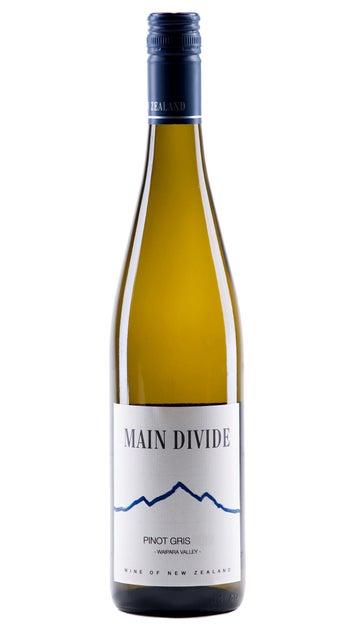 2019 Main Divide Pinot Gris