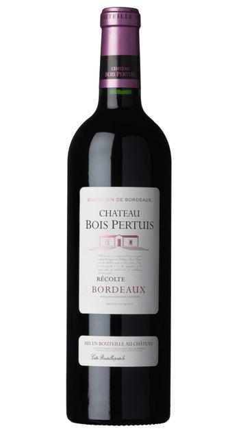 2018 Chateau Bois Pertuis Bordeaux