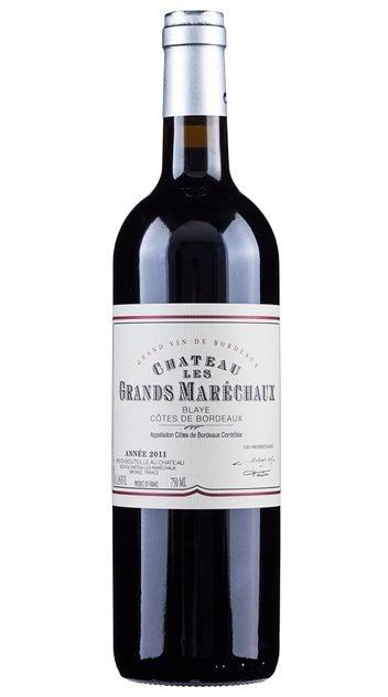 2016 Chateau Les Grands Marechaux
