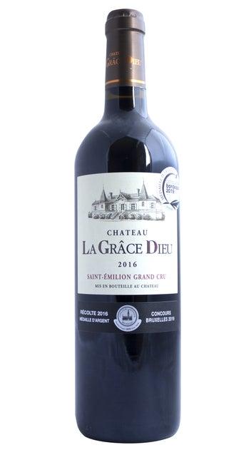 2016 Chateau La Grace Dieu