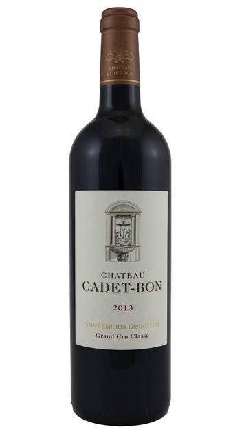 2015 Chateau Cadet Bon