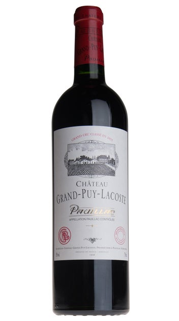 2015 Chateau Grand-Puy-Lacoste