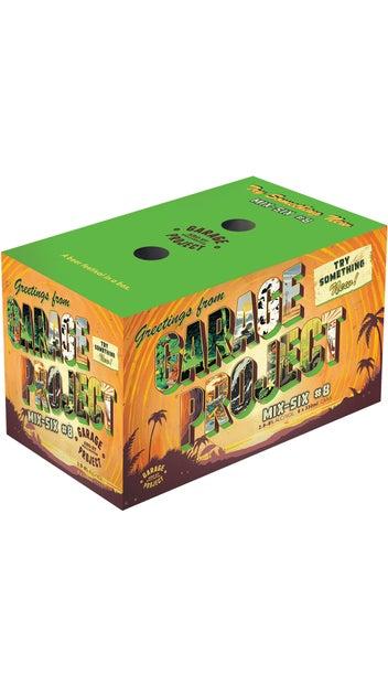 Garage Project Mix Six #8 6pk 330ml cans