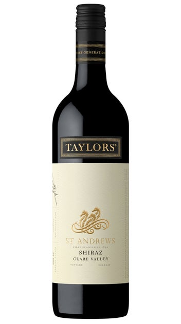2017 Taylors St. Andrews Shiraz