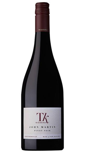 2018 Te Kairanga John Martin Pinot Noir