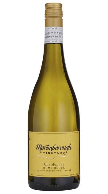 2019 Martinborough Vineyard Home Block Chardonnay