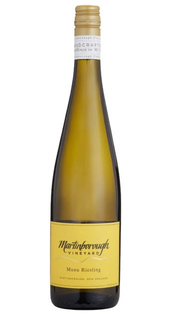 2018 Martinborough Vineyard Manu Riesling