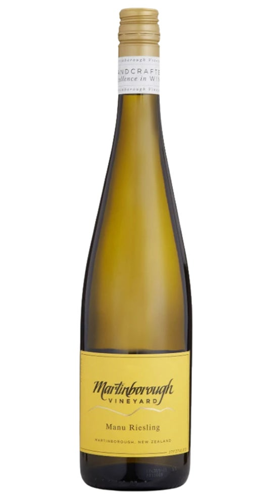Martinborough Vineyard Manu Riesling