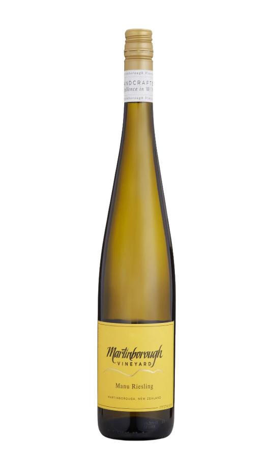 Martinborough Vineyards Manu Riesling