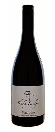 2019 Shaky Bridge Artisan Pinot Noir