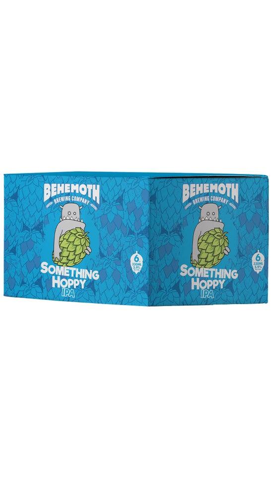 Behemoth Something Hoppy 6pk 330ml cans