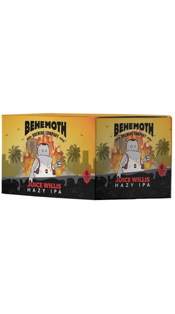 Behemoth Juice Willis 330ml can 6pk