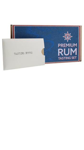 Premium Rum Tasting Set 5 x 30ml drams
