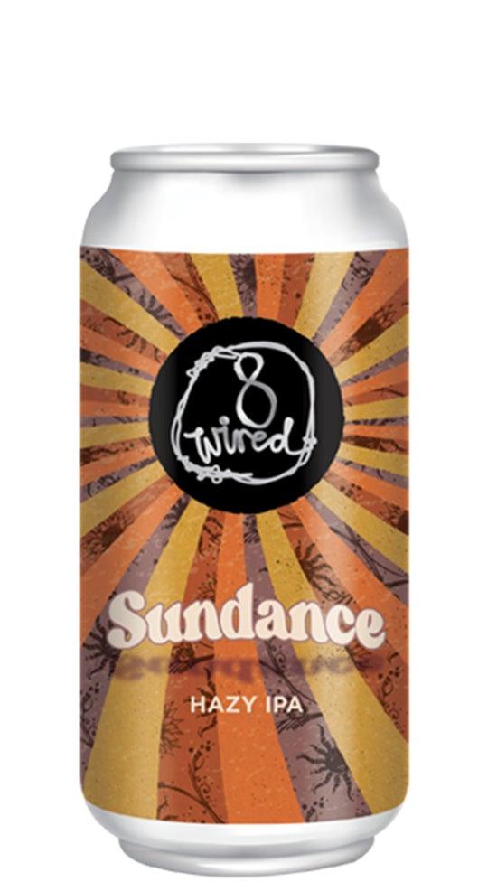8 Wired Sundance IPA 440ml can
