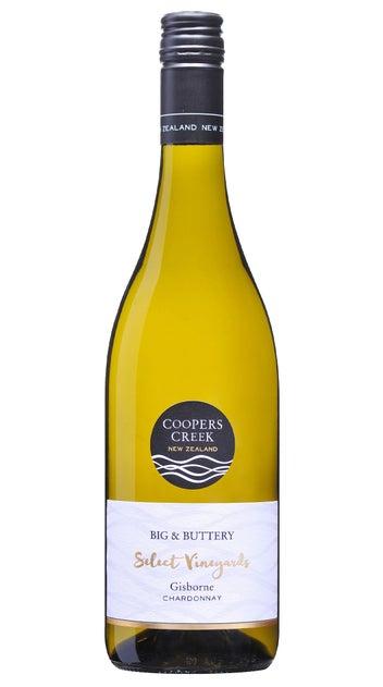 2019 Coopers Creek Select Vineyard Chardonnay 'Big & Buttery'