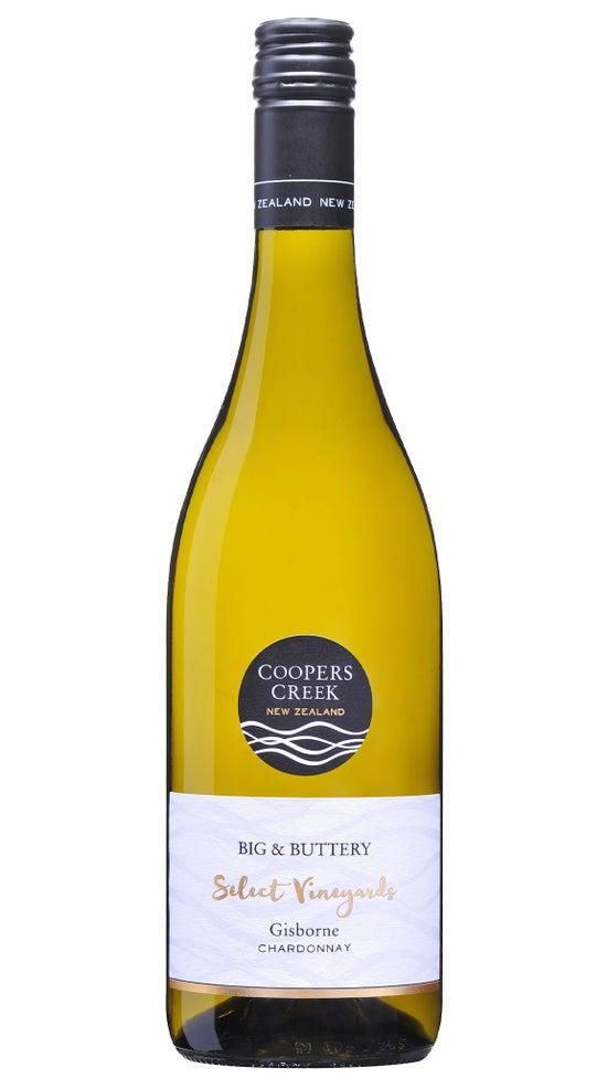 Coopers Creek Select Vineyard Chardonnay 'Big & Buttery'