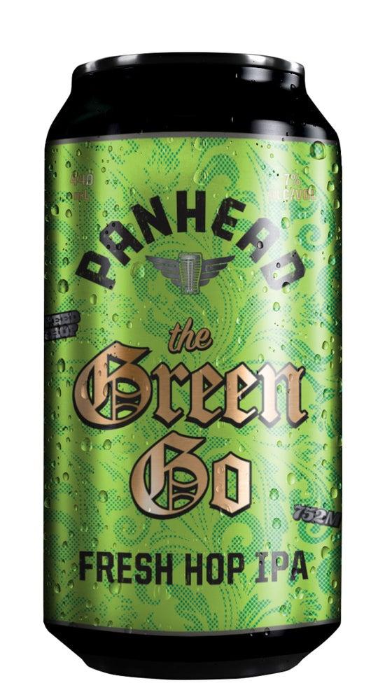 "Panhead ""The Green Go"" Fresh Hop IPA"