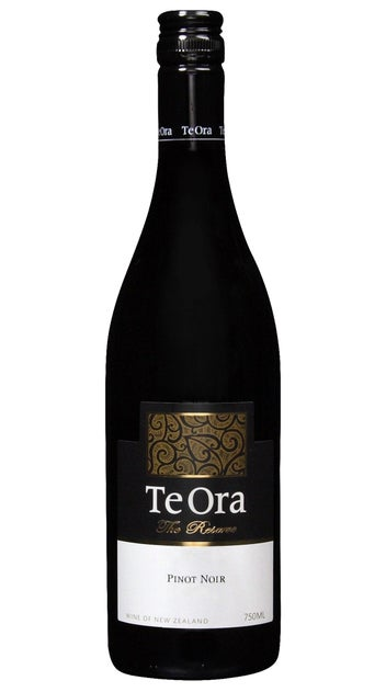 2020 Te Ora Martinborough Reserve Pinot Noir