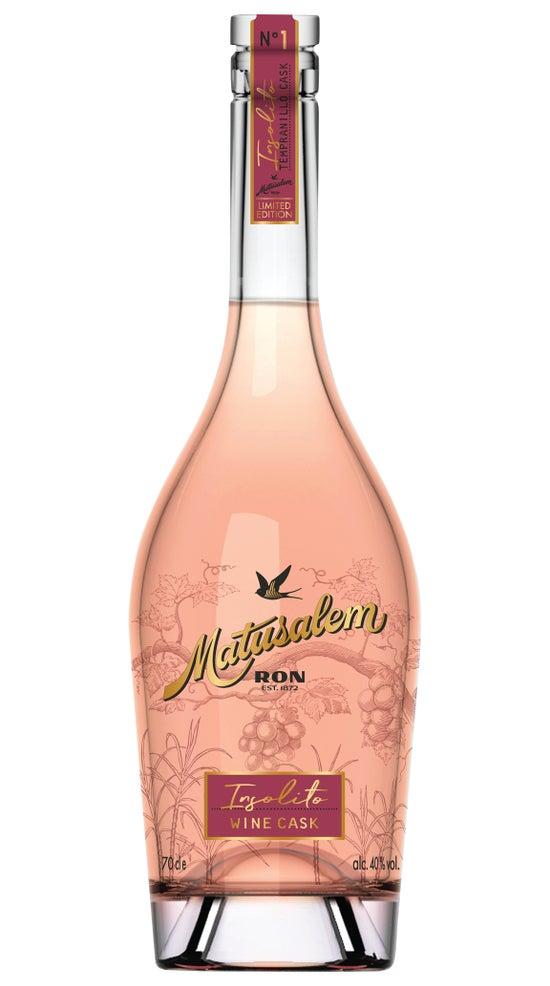 Matusalem Insolito Rum 700ml bottle