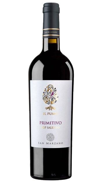 2019 San Marzano Il Pumo Primitivo