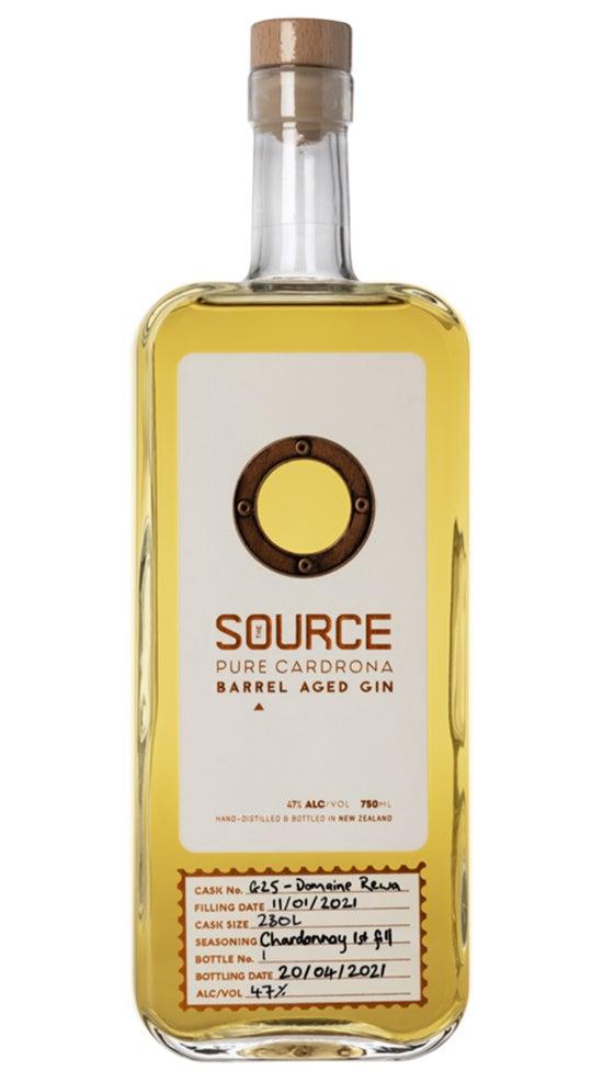 The Source Chardonnay Barrel Aged 750ml bottle