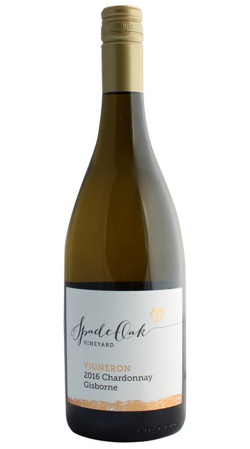 2016 Spade Oak Vigneron Chardonnay