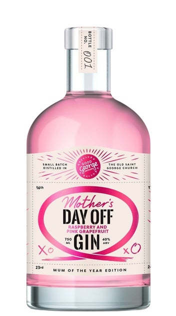 2021 Day Off Mother's Day Gin