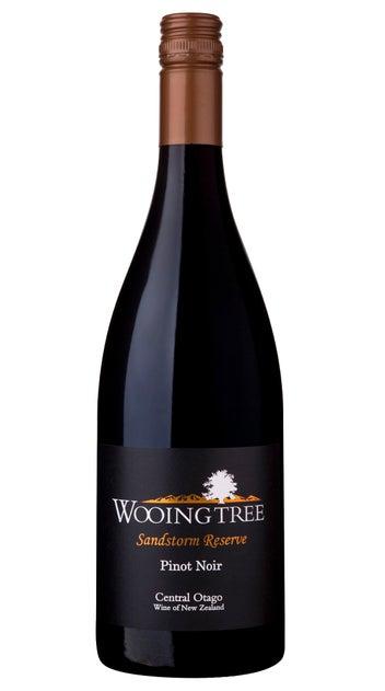 2017 Wooing Tree Sandstorm Reserve Pinot Noir