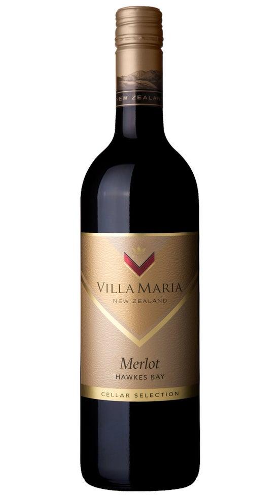 Villa Maria Cellar Selection Hawkes Bay Merlot