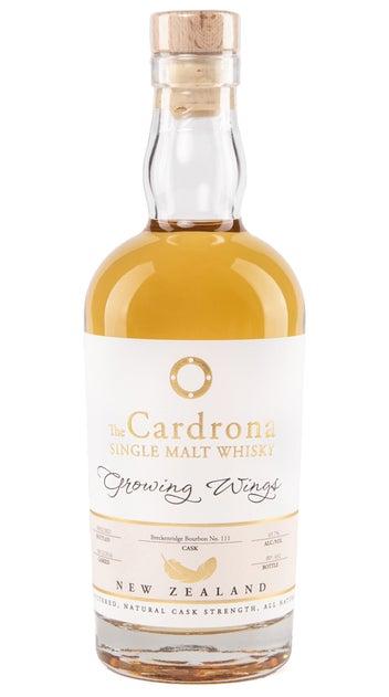 2021 Cardrona Growing Wings 5yr Single Cask Bourbon