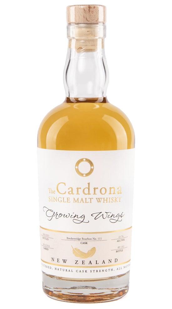 Cardrona Growing Wings 5yr Single Cask Bourbon