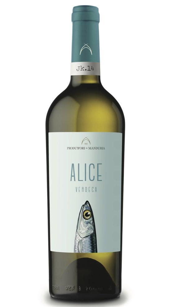 Jk.14 Alice Verdeca Salento IGT