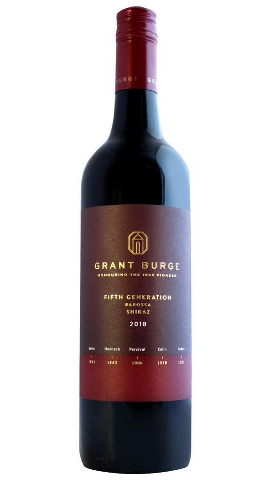 Grant Burge Fifth Generation Shiraz