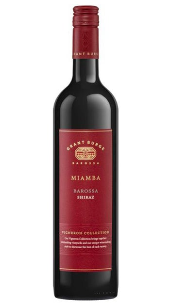 2018 Grant Burge Vineyard Miamba Shiraz