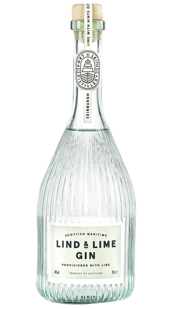 Lind & Lime Gin 44%