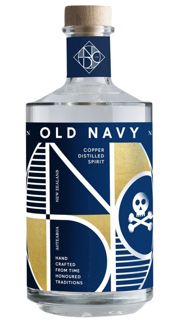 National Distillery Co Old Navy Gin 700ml
