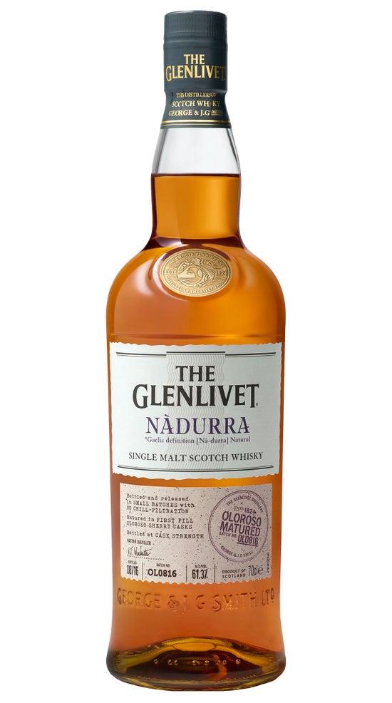 The Glenlivet Single Malt Nadurra Oloroso 700ml bottle