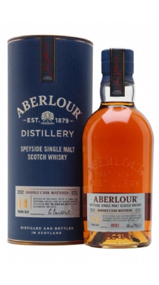 Aberlour 14 Year Old Double Cask Matured Single Malt Scotch Whisky